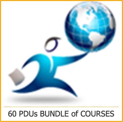 60 PDUs bundle of courses option 1